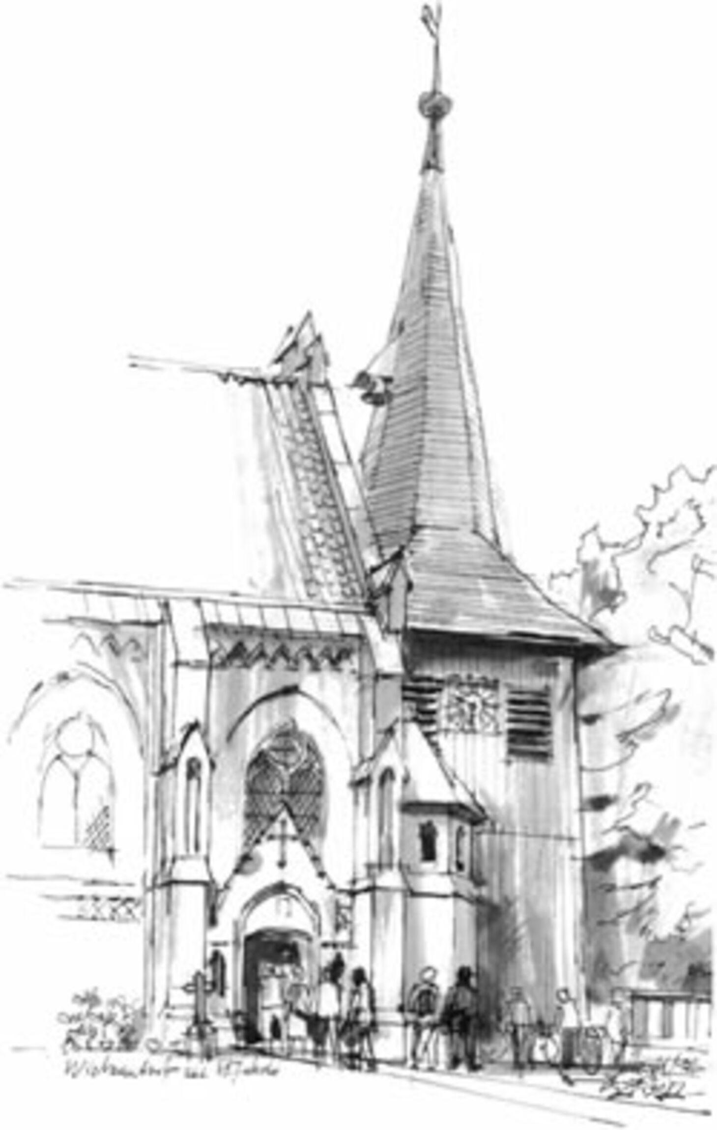 Leidenschaft Stadtkirche immer noch aus Papa